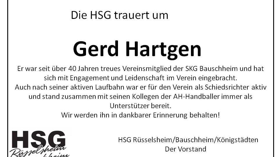 Gerd Hartgen